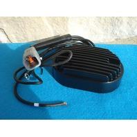 HARLEY DAVIDSON 38 AMP BLACK REGULATOR 2001-06 HARLEY SOFTAIL REPL OE # 74540-01