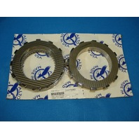"Alto Replacement Clutch Plates Set for All Ultima 2"" Open Belt Drives 58-769"
