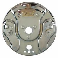 FOR HARLEY PANHEAD 1958-62 REAR BRAKE BACKING PLATE FOR SHOES REPL OE 41650-58