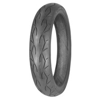 100/90-19 VEE RUBBER BLACKWALL FRONT TIRE M30204 FOR HARLEY