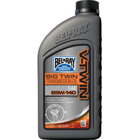 BEL-RAY 96900 TRANSMISSION OIL FOR HARLEY 6 SPEED 85W140