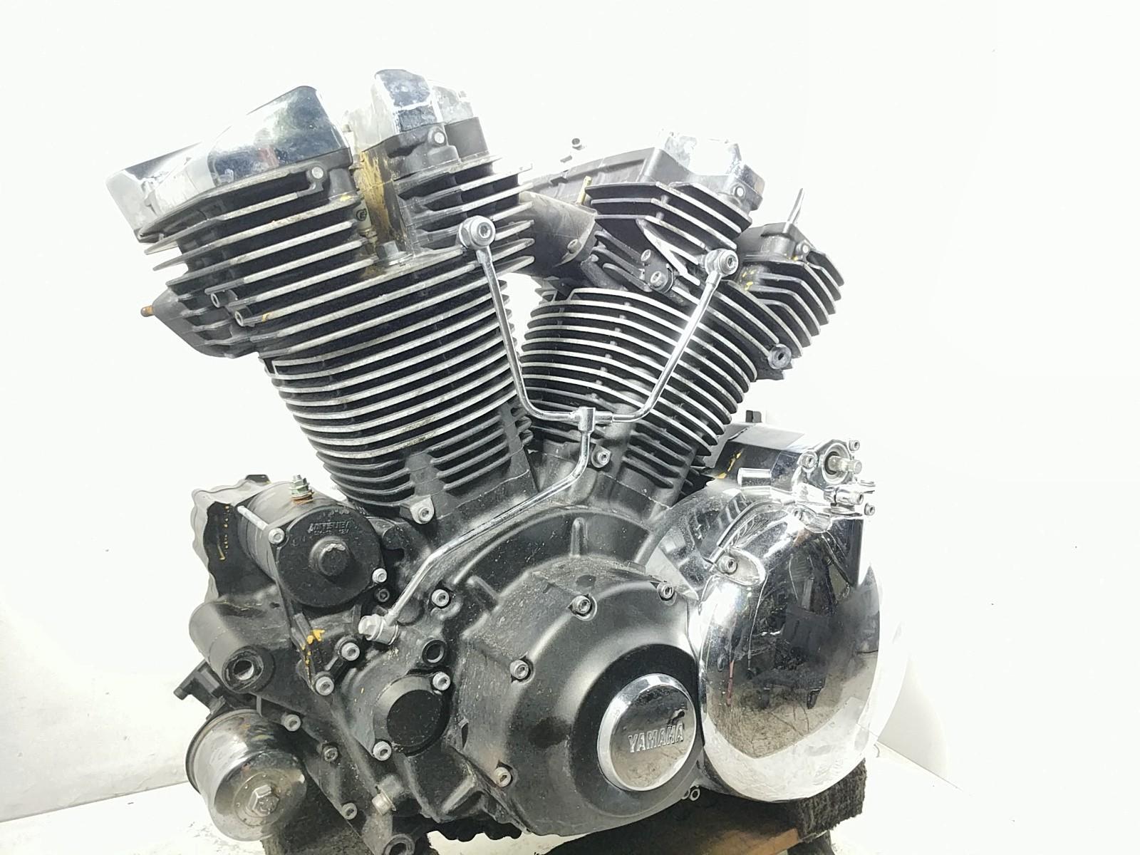 Details About 07 Yamaha Roadstar Xv 1700 Engine Motor Guaranteed