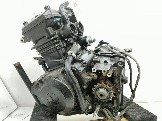 Details About 08 12 Kawasaki Ex250 Ninja 250 Engine Motor Guaranteed