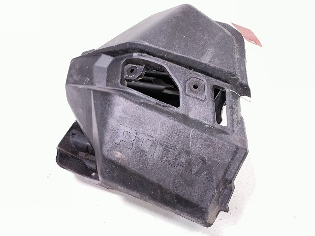 Can Am Maverick X3 XDS XRS RH passenger side lateral panel gas cap cover #705010334