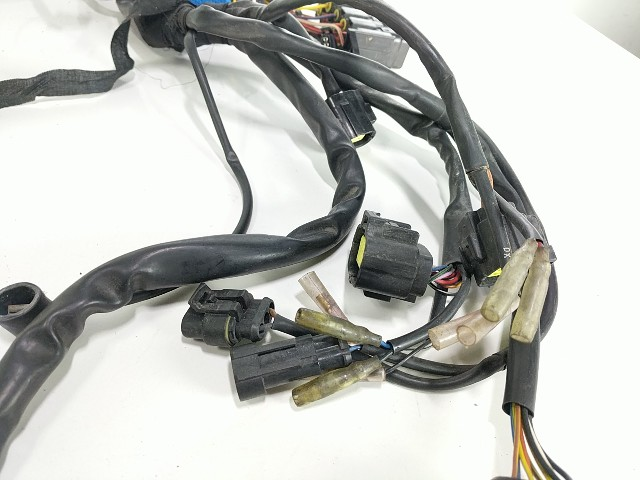 08 Ducati Multistrada 1100 S Main Wiring Wire Harness Loom