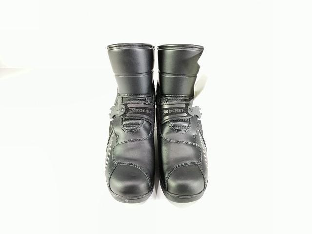 d578a6aa0ba Details about Joe Rocket Boots Black Meteor Size 8 Men's Motorcycle  JRF457-3008