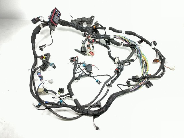 17 Indian Roadmaster Chief Main Wiring Wire Harness Loom 4014350