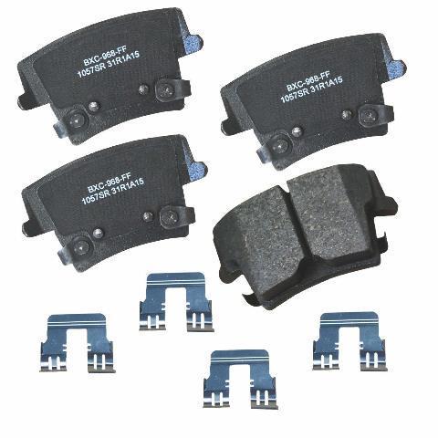 Stop By Bendix SBC1564 Brake Pads