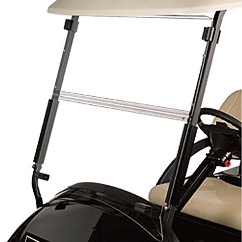 Clear Fold Down Golf Cart Windshield For Club Car