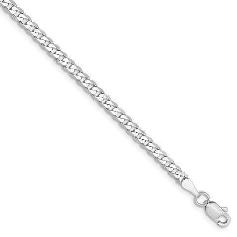 Mia Diamonds 14k White Polished Created Opal Bow Pendant