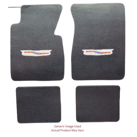 Floor Mat for 1963-1965 Mercury Comet 2 /& 4-Door Hardtop//Sedan Loop 4Pc