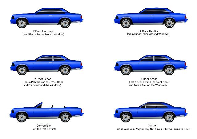 Pontiac Camaro Firebird 2-Door Coupe Black Headliner for 1982-1992 Chevrolet
