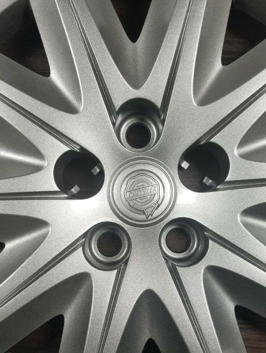 "Set of 4 2008-10 Chrysler 300 OEM Silver 17/"" Hubcap Wheel Cover 1DU31PAKAB"