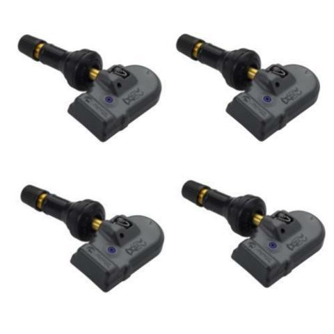 Set of 4 Alligator TPMS Tire Sensor 433MHz Rubber for 2008-2009 Mini Cooper  R56