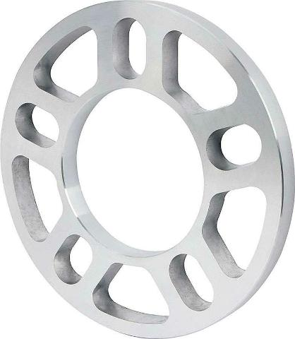 "Allstar Performance Wheel Spacer 5x4.5 / 4.75 / 5.00 Bolt Pattern 1/2"" Thick A.."