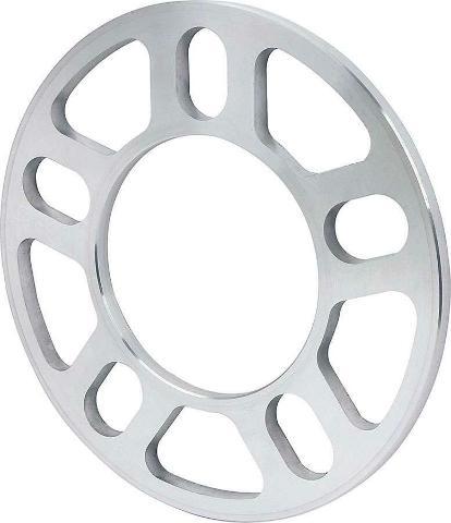 "Allstar Performance Wheel Spacer 5x4.5 / 4.75 / 5.00 Bolt Pattern 1/4"" Thick A.."