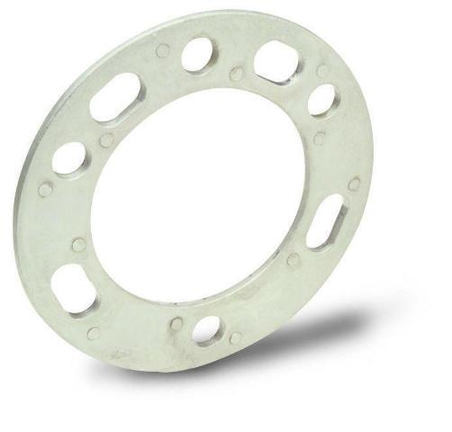 "Gorilla Wheel Spacer 5x5.5 6x5.5 Bolt Pattern 1/4"" Thick Aluminum"