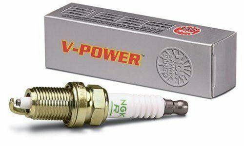 NGK (5424) BKR4E-11 V-Power Spark Plug, Pack of 1