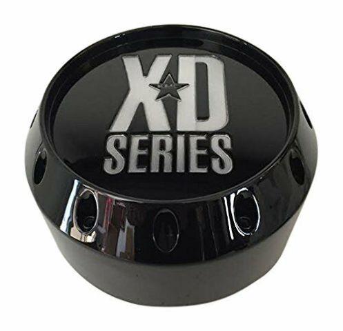 XD SERIES KMC 779 Badlands 464K131-2 464K131-2GB Gloss Black Center Cap