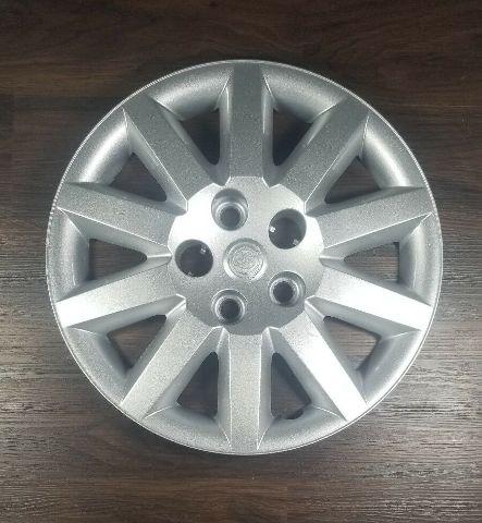 """07-10 OEM Chrysler Sebring 16"""" 10 Spoke Wheel Center Hub Cap 05272553AC"""