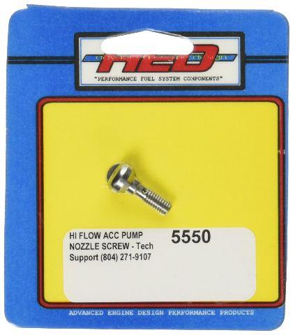 AED 5550 Acc Pmp Nozzle