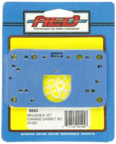 AED 5892 Reusable Jet Change Gasket Set
