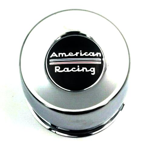 American Racing Chrome Push Through Wheel Center Cap 5 6 Lug Half Ton 1425092