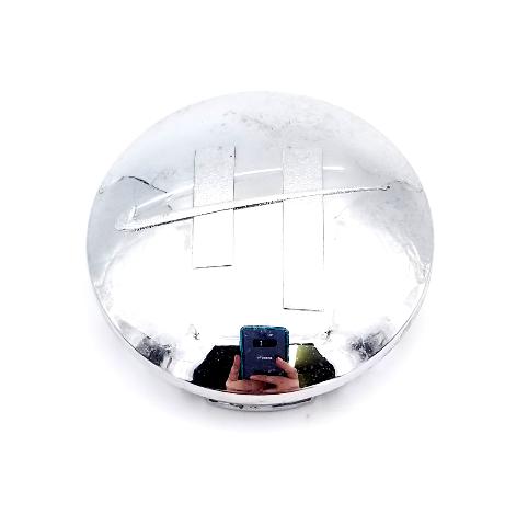 Helo Chrome Wheel Center Cap fits HE825 Part# 361K60