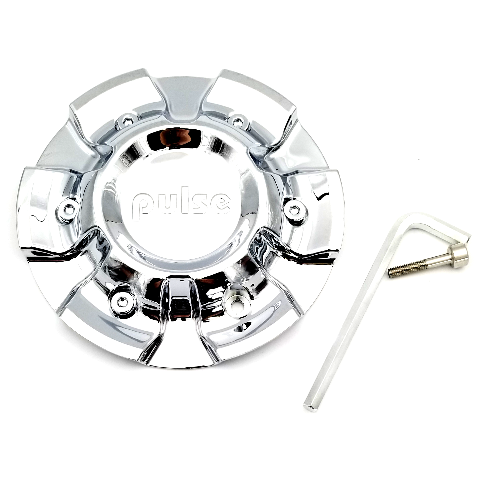 Pulse Aftermarket Chrome Wheel Center Cap Part# 920L180