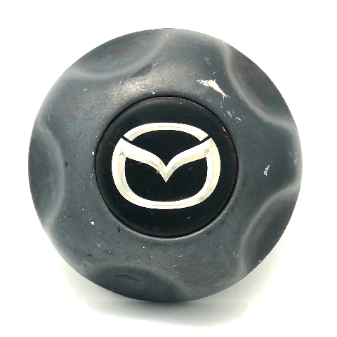 "Mazda 14"" Wheel Center Hub Cap  Black 6.25"" OD for 1998-2003 B 2300 2500 3000 4000"