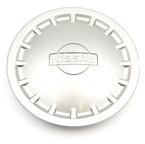 "Nissan 200SX NX Sentra 1991-1999 OEM 13"" Silver Wheel Center Cap Part# 40315-50Y00"