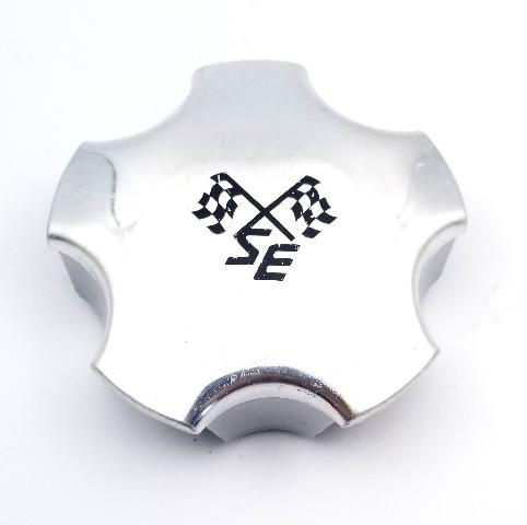 Sports Edition Chrome 5 Lug Wheel Center Cap Part# SF-269