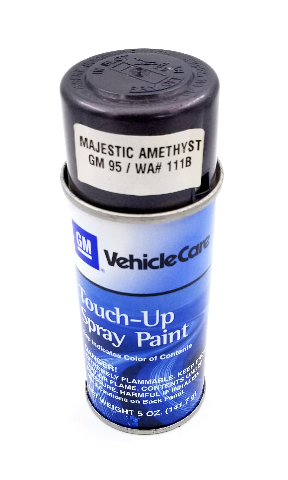 GM Vehicle Care 5oz OEM Touch-Up Spray Paint Majestic Amethyst GM95/WA#111B