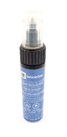 OEM GM Vehicle Care Lacquer Stealth Gray Met Touch-Up Paint