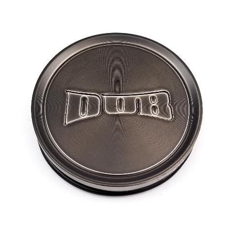 DUB Wheels Shot Caller S121 5 Lug 22x9 Black Machined Center Cap 1004-02-06DT