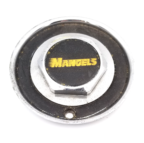 Mangels Aftermarket Chrome Wheel Center Cap P/N: PD-6857