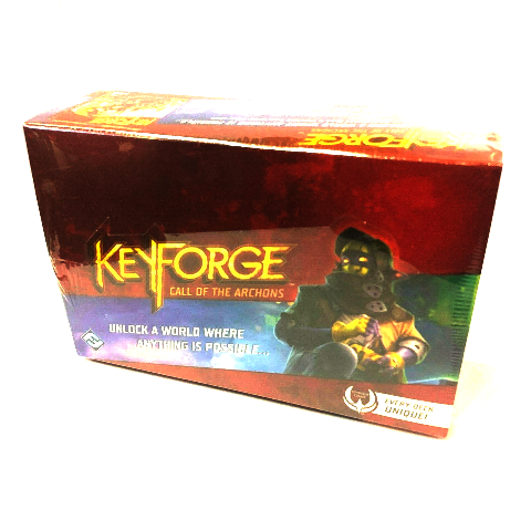 KeyForge Call of the Archons Deck Display Box (12) Decks In Stock Ships FREE!