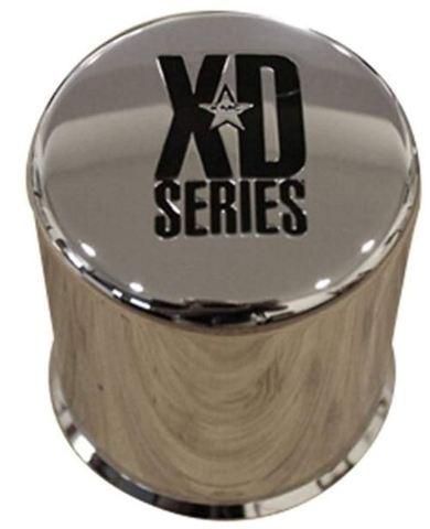 KMC XD Chrome 5 Lug 5x4.5/4.75/5 6x4.5 Center Cap fits XD766 DIESEL Part# 1001343