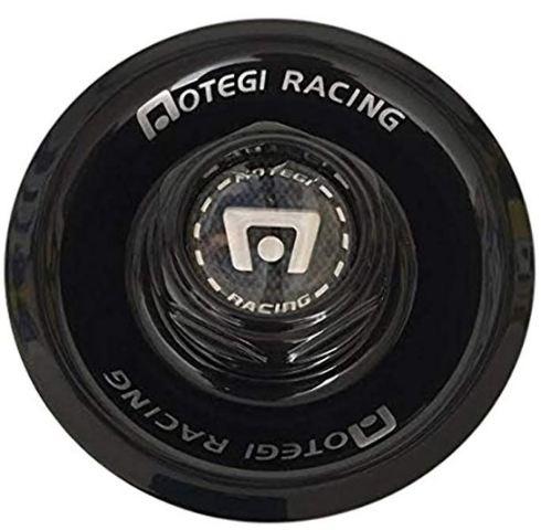 Motegi Racing Gloss Black Center Cap for FF7 Wheels P/N 2237840306