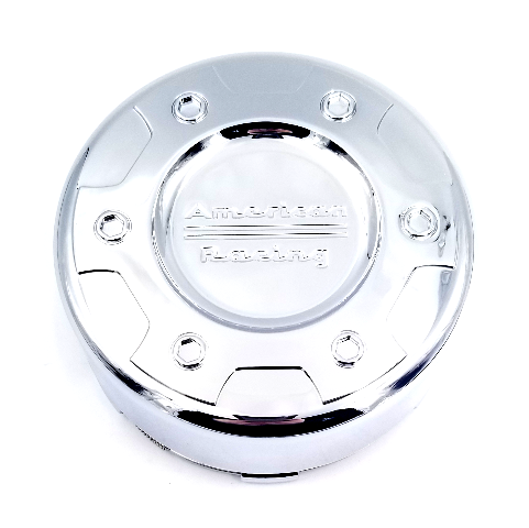 American Racing Chrome Snap In 8Lug Short Center Cap Wolverine Victor 1645100041