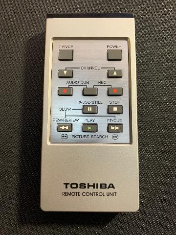 Toshiba Vintage Remote Control Unit VC-34