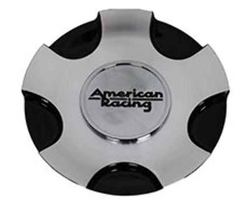 American Racing Black Machined Center Cap all AR919 Size Wheels AR919CAPB-GBM