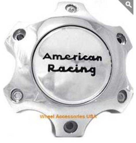 American Racing Chrome Mainlin 6x135 (FORD) Wheel Center Cap P/N CARB1406CH