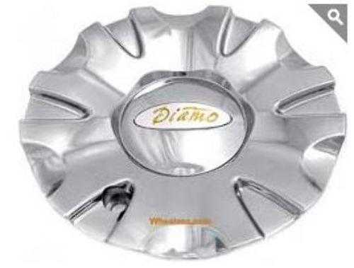 Diamo Chrome Bolt On  Center Cap for DI39 Wheels P/N M469W