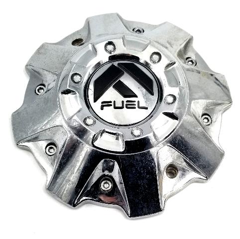 Fuel Offroad Chrome Center Cap 5/6/8Lug for D573/D530/D516/D536/D508/D586 Wheels