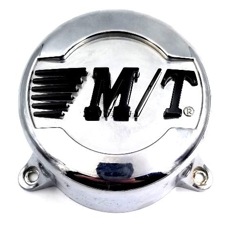 Mickey Thompson Classic III Chrome 6Lug Bolt On Wheel Center Cap P/N 90000001673