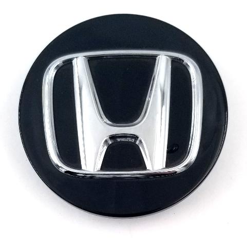 07-15 OEM Honda Accord Civic Crosstour CRV Pilot Ridgeline Gloss Black Center Cap