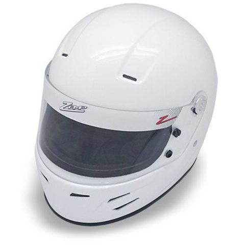 Helmet - FSA-3 - Snell SA2015 - Head and Neck Restraint Ready - White - X-Large - Each