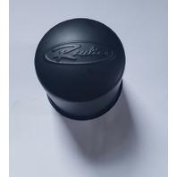 Raceline Wheels Flat Black Custom Wheel Center Cap # CPR5150-S (8 LUG)