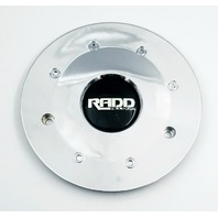 "RADD Alloys Chrome Wheel Center Cap 7"" Dia Part # BDW702A"